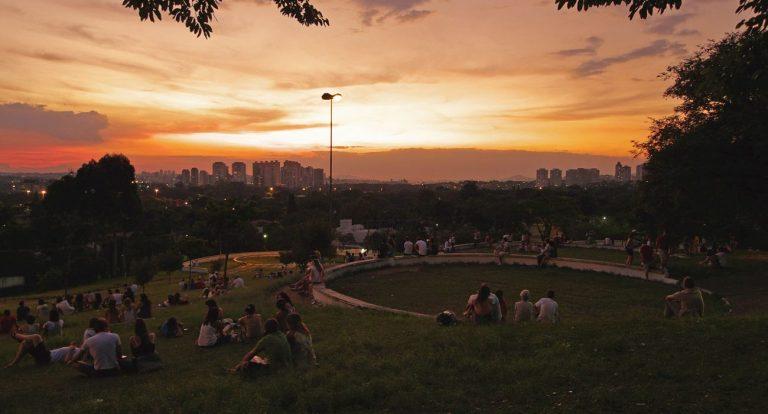 Praça Pôr do Sol